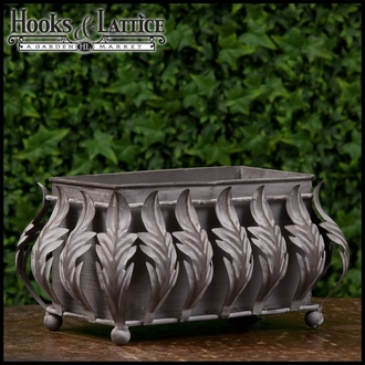 Driftwood Acanthus Planter