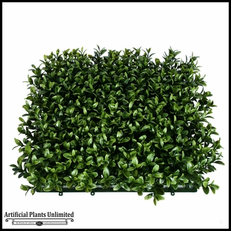 24' Duraleaf Plush Boxwood Outdoor Artificial Roll