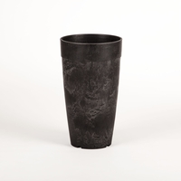 11in. Durante Tall Flower Pot - 2 Colors