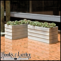 Elmhurst 36in. Rectangle Planter