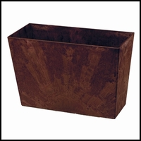 Eloquence Long Rectangular Planter - 2 Colors