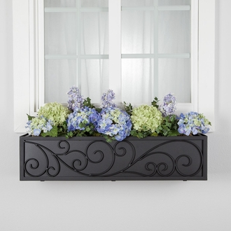 Wayfarer Window Box Cage With Liner