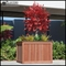 Eureka Redwood Rectangle Planter