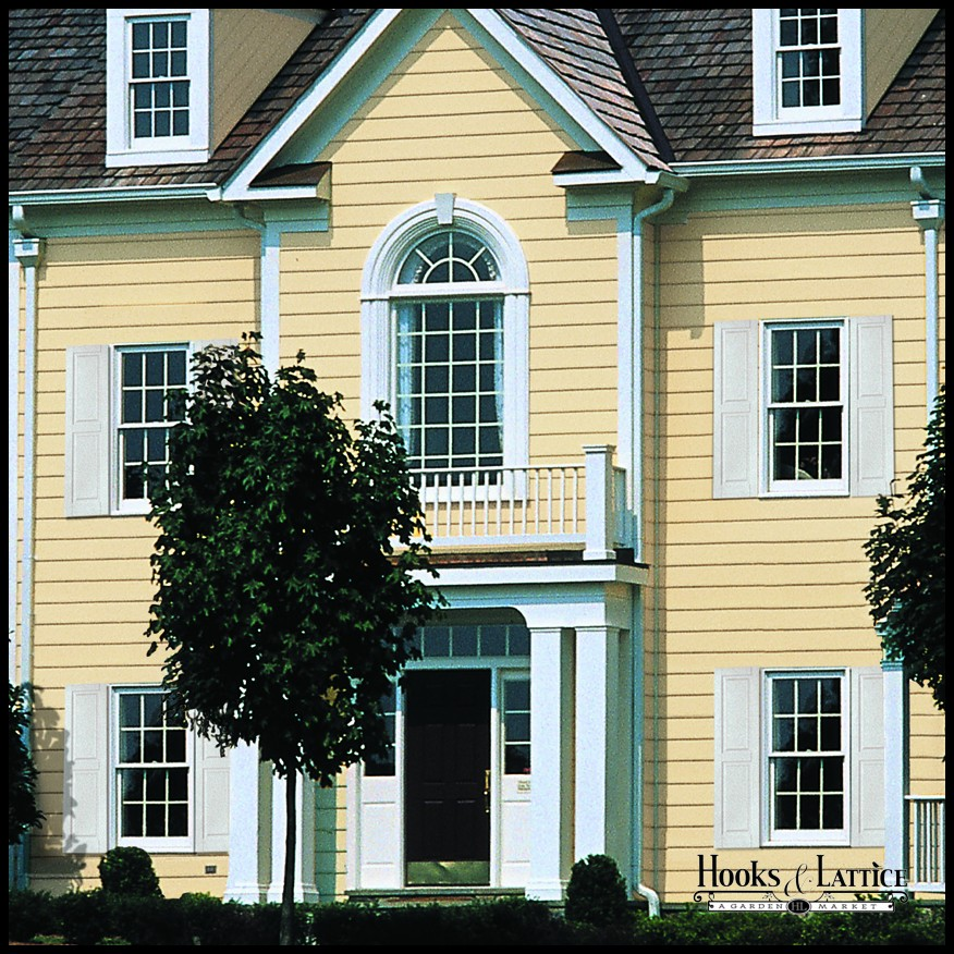 Exterior Shutters, exterior shutter styles, outdoor window shutters