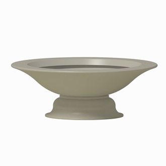 Farrow Fiberglass Planter w/ Optional Pedestal