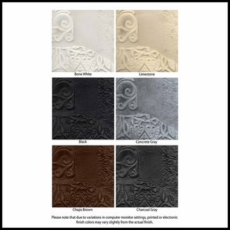 Fiberstone Concrete Designer Wall Panel 120in.L x 48in.W