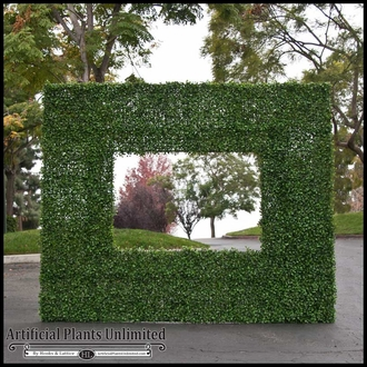 Fire Retardant Boxwood Frame