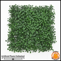 12in. X 12in. Fire Retardant Boxwood Mat - Indoor