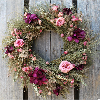 click to enlarge - Decorative Wreaths