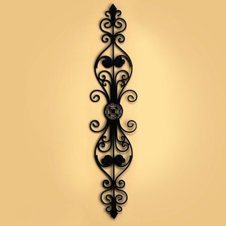 Floret Wall Grille