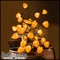 Flowering Chinese Lighted Lantern Decorative Branch