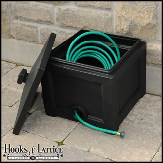 Garden Hose Storage and Accessories