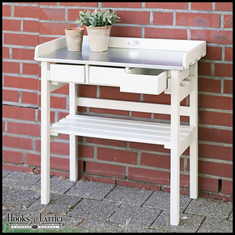Garden Planting Tables Potting Benches Raised Bed Gardens