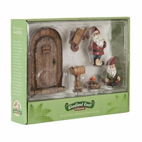 Gnomes at Home - Fairy Garden Kit