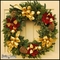 Royal Elegance Wreath - 27in