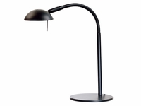 Gooseneck Desk Task Light - Bronze
