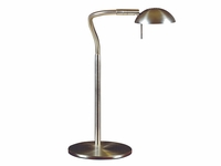 Gooseneck Task Light - Silver