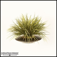 30in. Grass in Flat Bowl