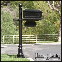 Greenbrier Mail Box Complete System