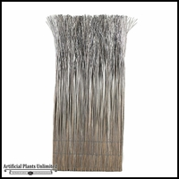 6' Grey Willow Screen