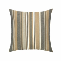 Grigio Stripe Outdoor Rated Pillow