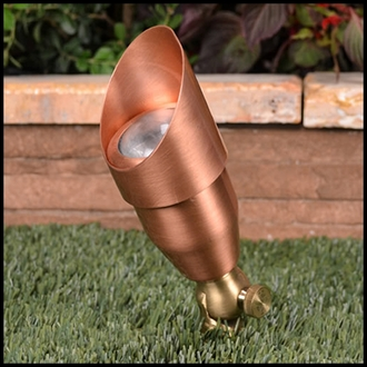 Guardian Low Voltage Up Light - Copper
