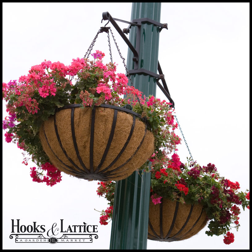 Hanging Basket Brackets Click To Enlarge