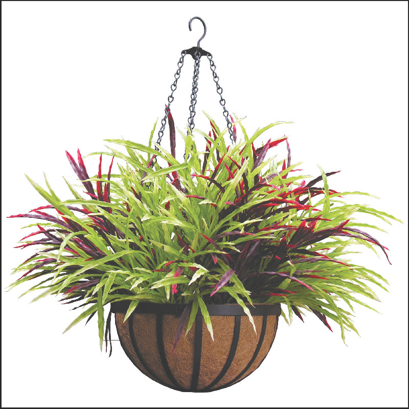 Large Artificial Outdoor Hanging Baskets Designs
