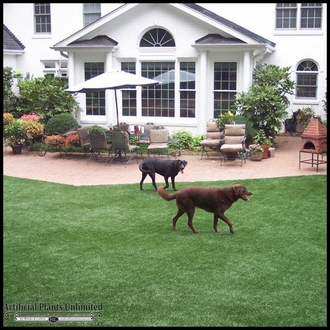 High Density Artificial Turf Rug Sold by the Inch