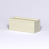 Hughes Riveted Fiberglass Rectangular Planter  60in.L x 24in.W x 24in.H