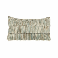 Hula Spa Lumbar Outdoor Rated Throw Pillow
