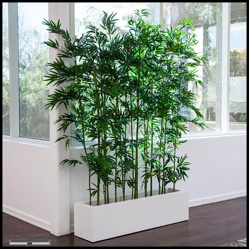 Fake bamboo indoor bamboo indoor artificial bamboo plants for Plante bambou exterieur