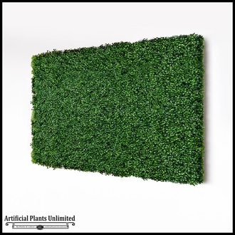Boxwood Indoor Artificial Living Wall 72in.L x 48in.H