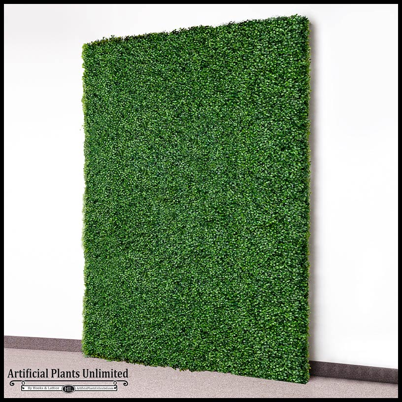 Artificial Boxwood Hanging Wall Panel Artificial Plants