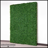 Boxwood Indoor Artificial Living Wall 96in.L x 72in.H