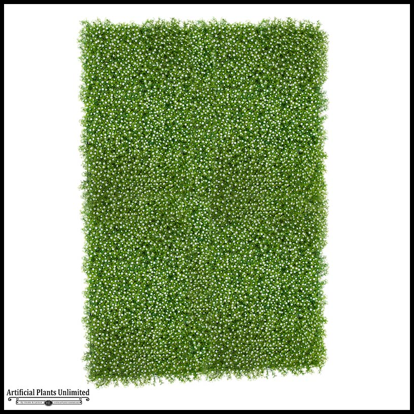 Gypso Grass Indoor Artificial Living Wall 96in L X 72in H