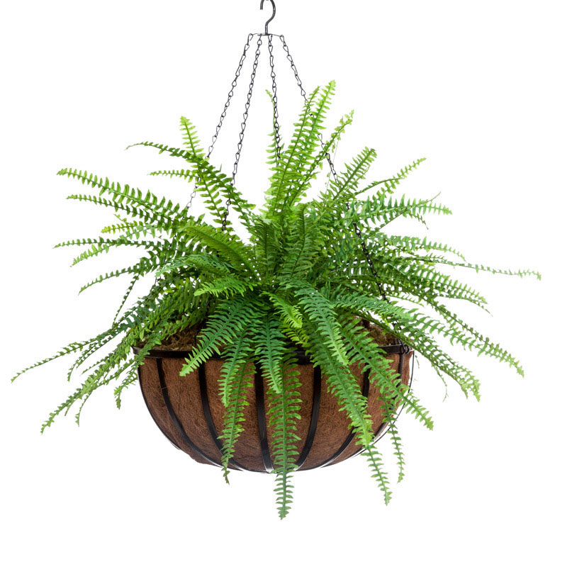 Indoor Artificial Hanging Plants Click To Enlarge