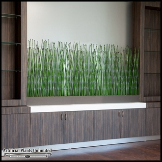 Indoor Artificial Reeds