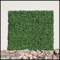 English Ivy Indoor Artificial Living Wall 96inL x 72inH
