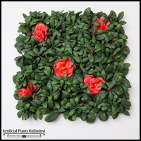 Indoor Seasonal Flowering Hedge Mats