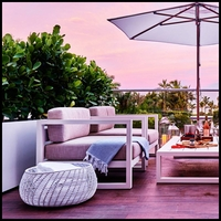 Miami Beach Private Terrace Project