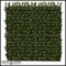 40in. X 40in. Japanese Boxwood Angled Foliage Tile, Indoor