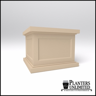 Keswick Square Planter - Single Panel