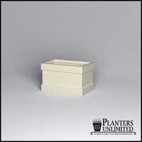 Knox Fiberglass Rectangle Planter 48in.L x 30in.W x 30in.H