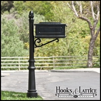 La Costa Mail Box Complete System