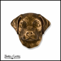 Labrador Retriever Door Knocker