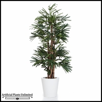 7' Lady Palm - Fire Retardant