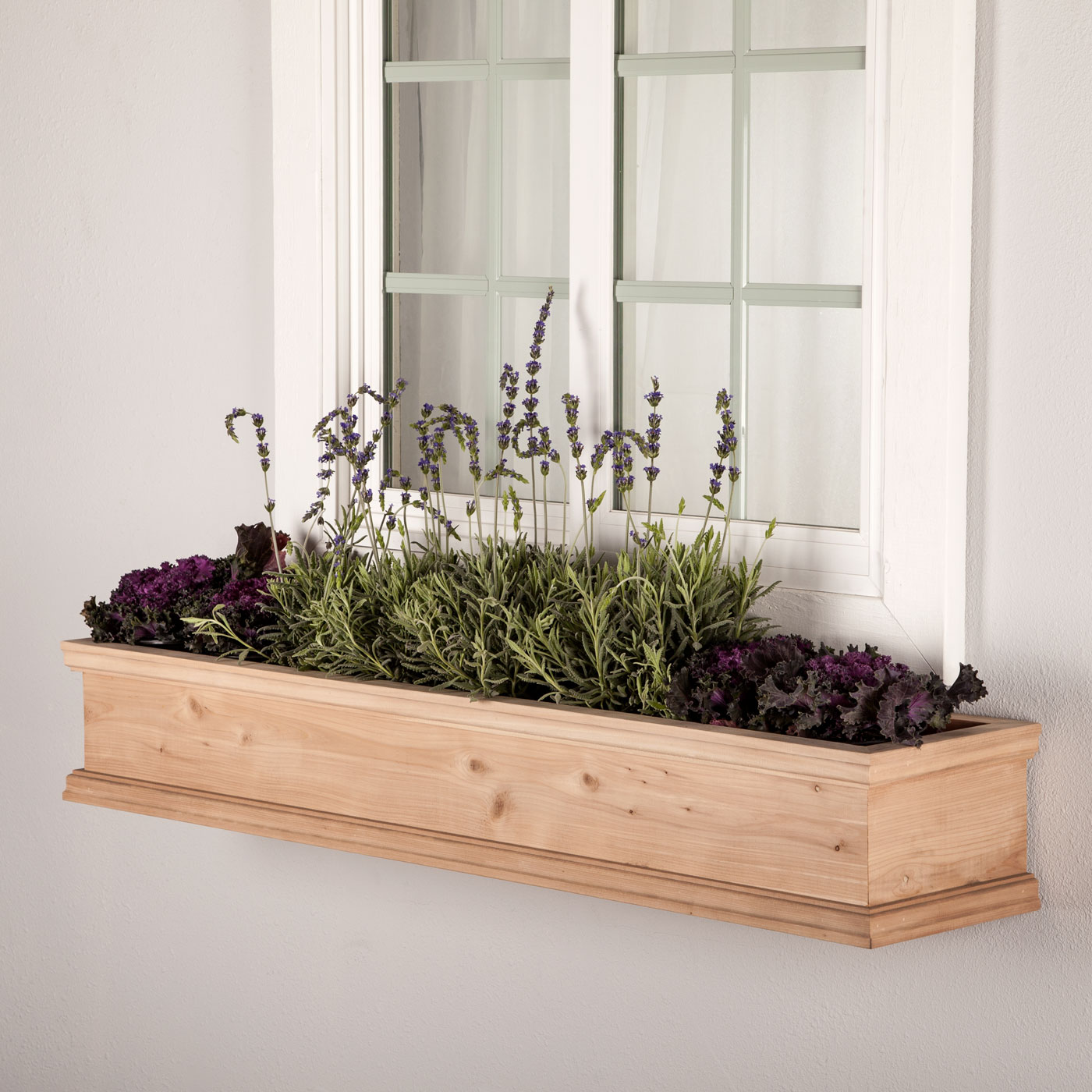 Wooden Window Boxes Wooden Flower Box Wood Window Boxes