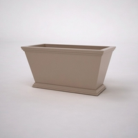 Laguna Tapered Premier Composite Commercial Planter 36in.L x 18in.W x 18in.H