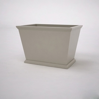 Laguna Tapered Premier Composite Commercial Planter 36in.L x 24in.W x 24in.H